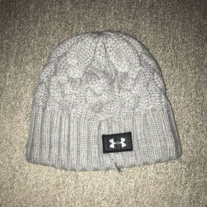 Fleece Lined Under Armour Beanie
